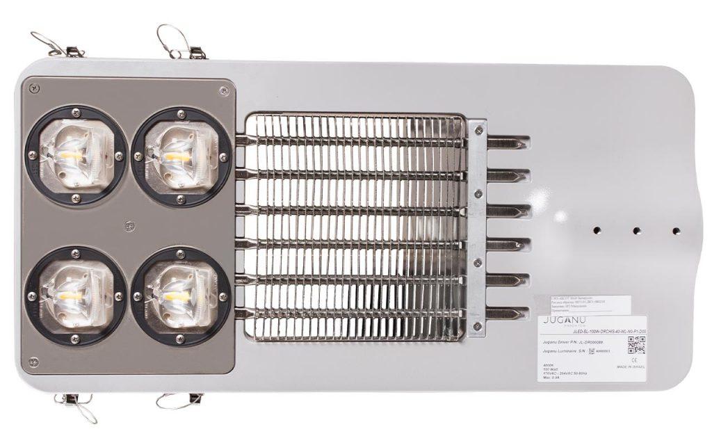 Светодиодный уличный светильник JLED-SL-100W от Juganu Ltd. (Израиль)