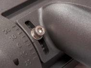 Узел регулировки угла наклона светильника LED LuxON Bat 150W-LUX