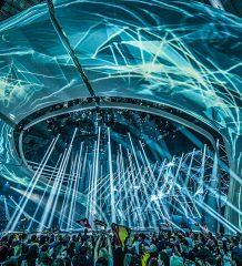 Во время «Евровидения 2018» Osram создаст светодиодное шоу по всему Лиссабону