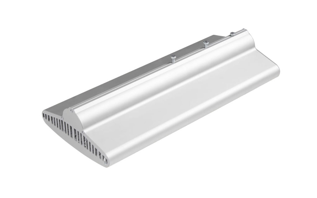 Консольный светодиодный светильник LED UniLED S 120W-LUX