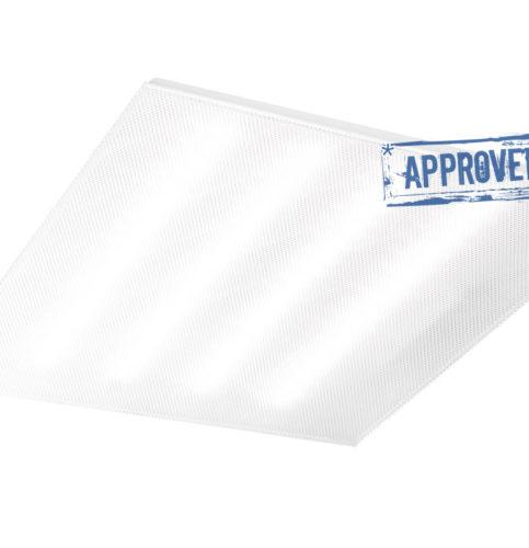 Испытания бюджетного светодиодного офисного светильника ARM-U-AIR от SVT