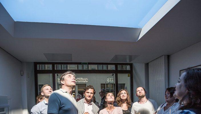 CoeLux: светильник-окно с голубым небом и южным солнцем