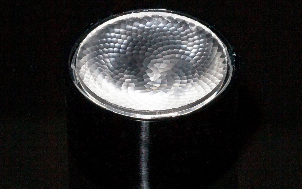 Новое семейство линз OLGA от Ledil для создания равномерного светового пятна без хроматических аберраций
