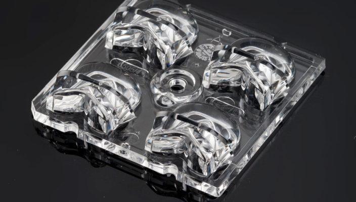 LEDIL представляет новую линзу популярного семейства STRADA-2X2-T3-M