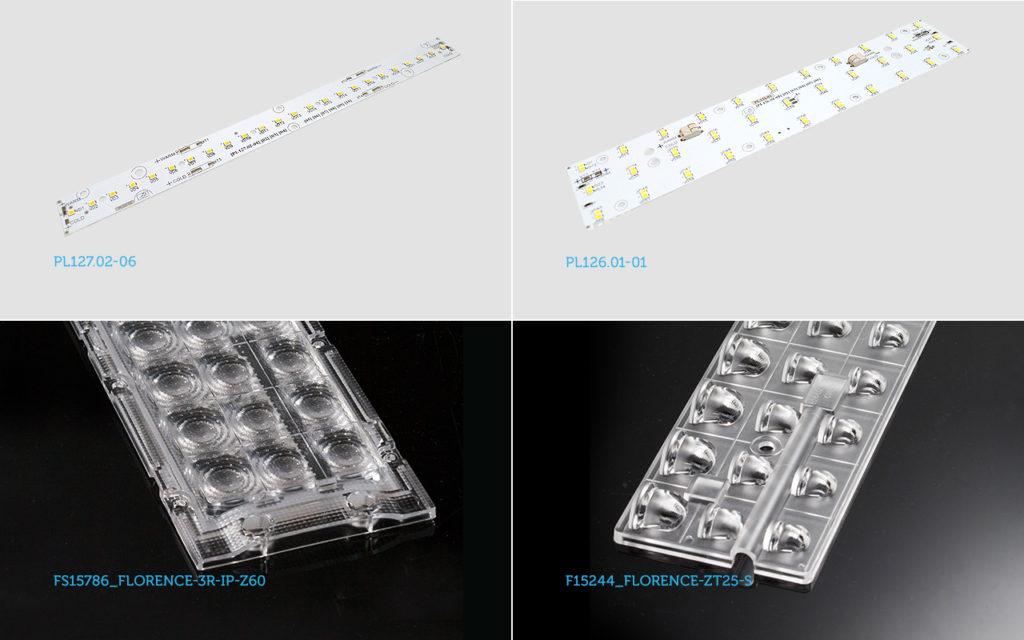Комплекты для магистральных светильников