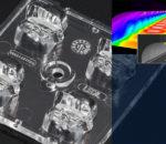 Новая линза STRADA-2X2-FS3для туннелей, спорта и ригельного освещения