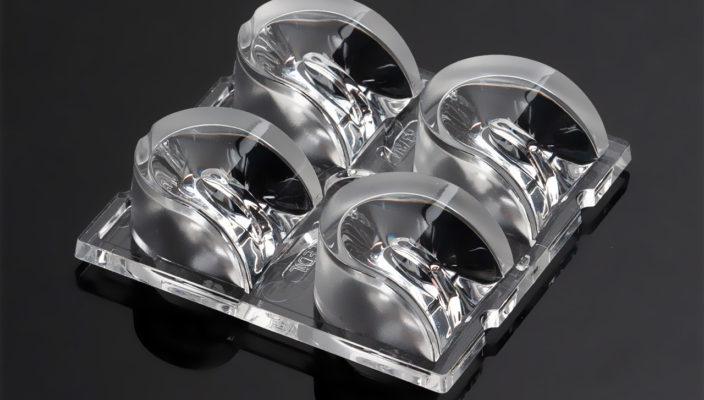 Новая линза STRADA-2X2-FR от LEDIL специально для ригельного освещения