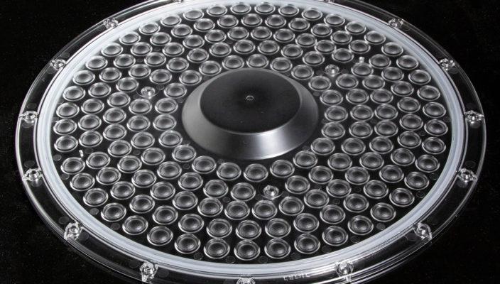Новое семейство линз VICTORIA от LEDIL для создания промышленных светильников типа HighBay