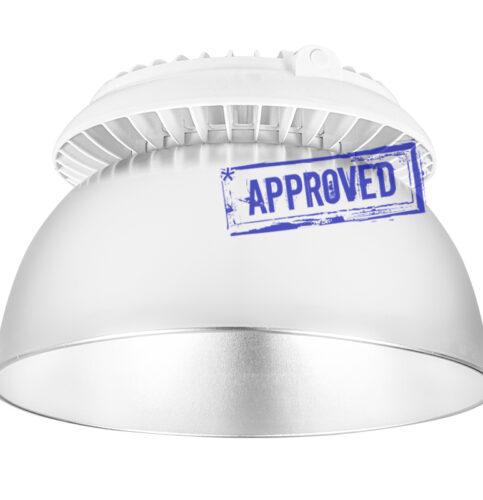 Испытания светодиодного промышленного светильника Geniled Kolokol 200Вт 5000K 80Ra, декабрь 2020