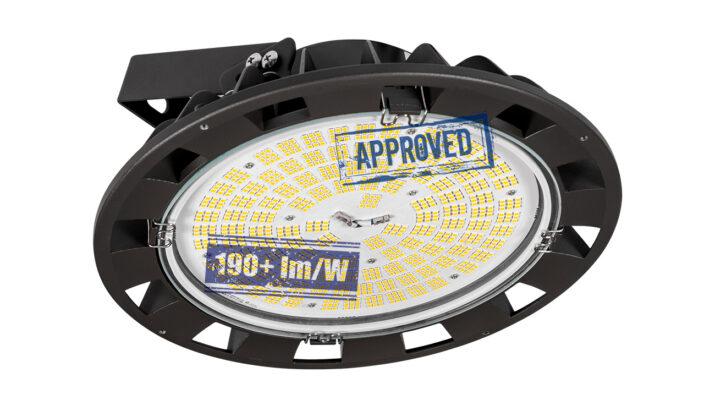 Испытания светильника SP-DRAGON-PREMIUM-R295-120W от Arlight