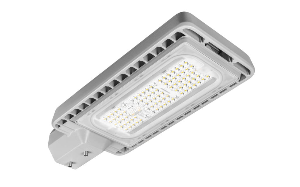 Общий вид светильника BRP391 LED104/NW 80W 220-240V DM