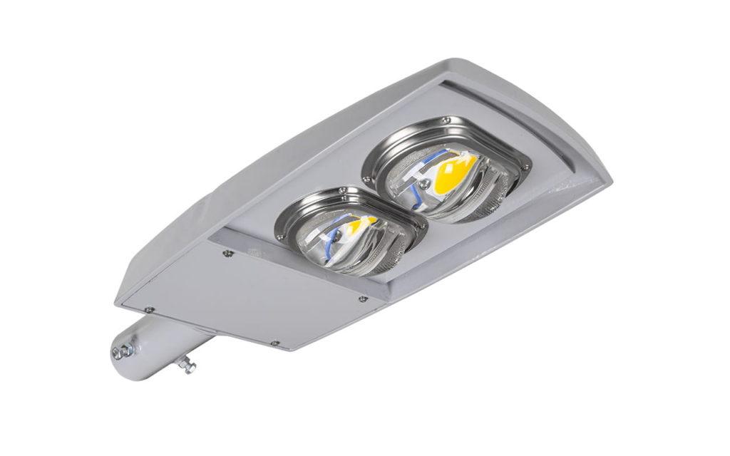 Лицевая часть светодиодного уличного светильника Revolight RC-R150.KL22 PRO-003 от РЕВОЛАЙТ