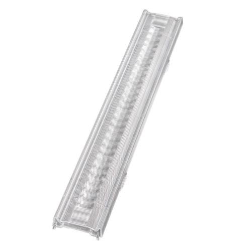Новая линза LINNEA-90-PMMA от LEDIL для освещения межстеллажных пространств (магазины и склады)