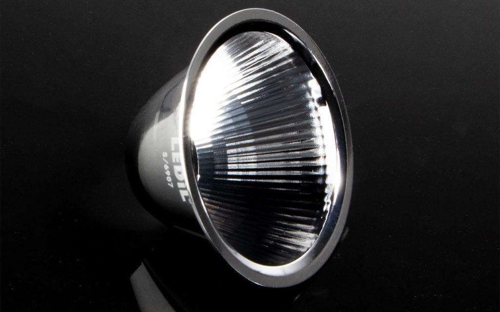 Новые рефлекторы из алюминия ALISE-50-S от LEDIL