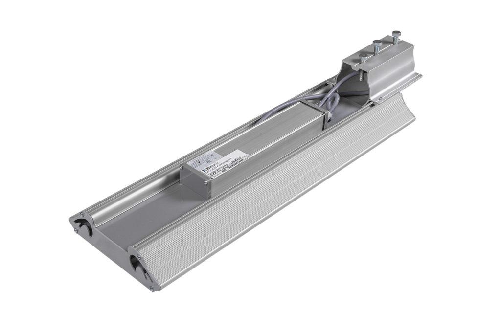 Вид светильника I-SBERG ISI-100-D-2LA EFFECT ESCO с тыльной стороны