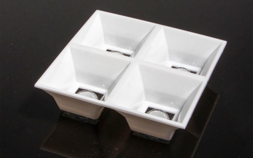 Новые линзы DAISY-2X2 от LEDIL с блендой для снижения слепящего действия