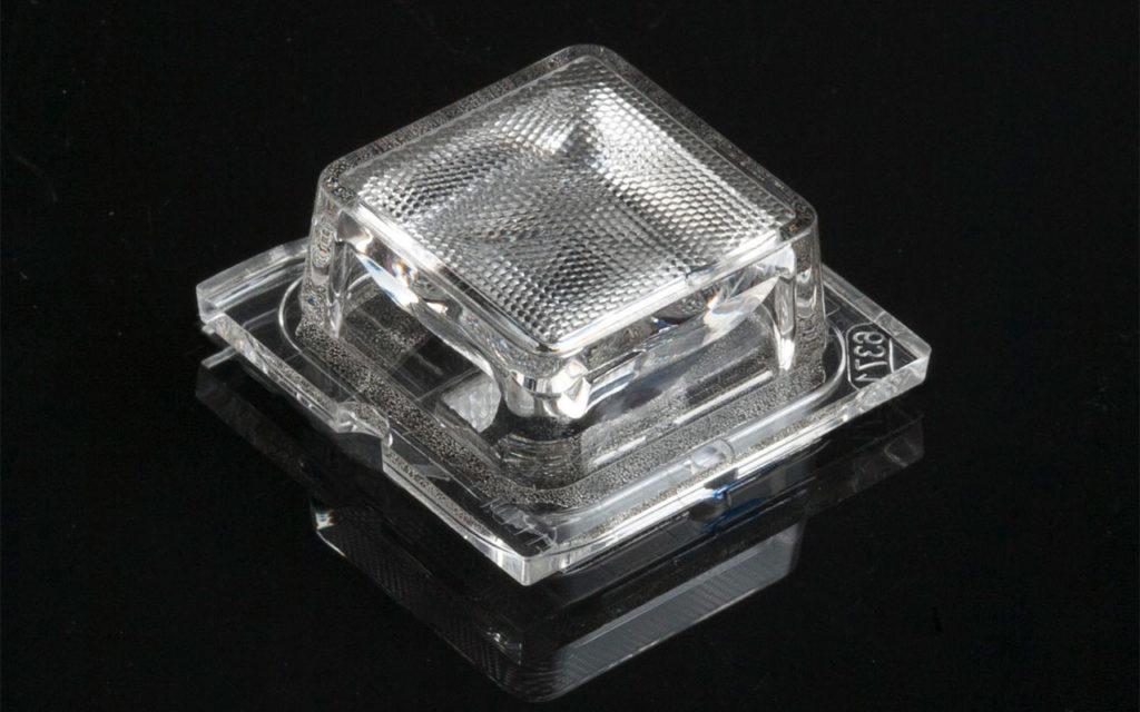 Новая одиночная линза HB-SQ-WWW от LEDIL для промышленного применения