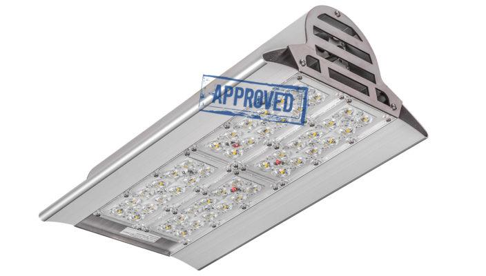 АЛЬФА 100 — испытания светодиодного уличного светильника от компании «Волгапросвет», сентябрь 2019