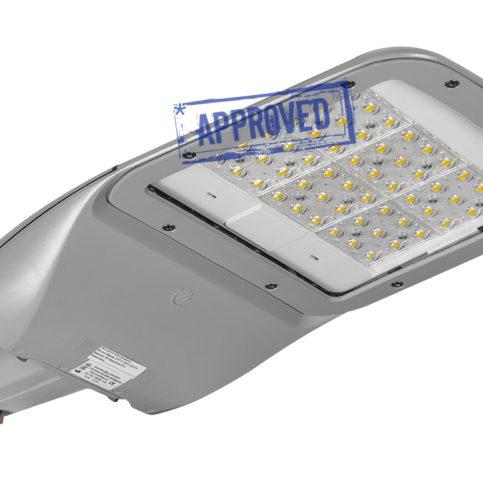 Волна Мини LED 80 — испытания светодиодного уличного светильника от компании GALAD, сентябрь 2019