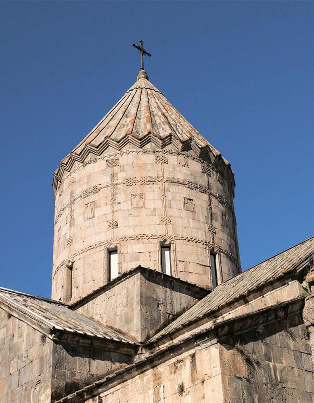 Фрагмент церкви Святых Петра и Павла