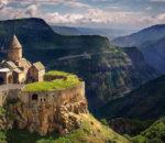 Международный воркшоп по светодизайну «Освещая Татев»: новый облик древнего монастыря