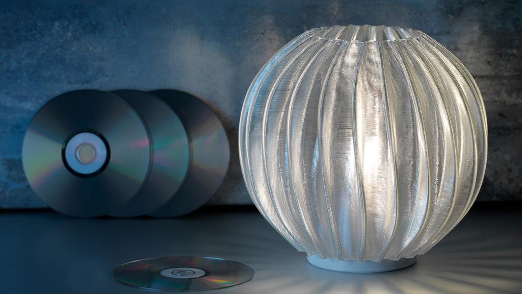 Signify запускает первый в мире онлайн-сервис по созданию персонализированных светильников на 3D-принтере
