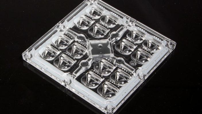 STRADA-IP-16MX-T3-M — новая линза от LEDIL с «уличной» КСС для работы с CSP светодиодами