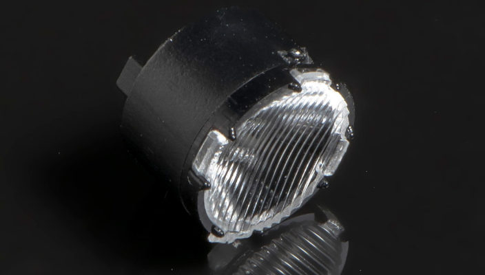 Инженеры LEDIL адаптировали популярные линзы семейства LISA под бескорпусные светодиоды CSP