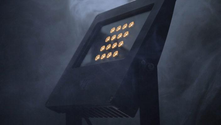 Новый архитектурный прожектор VIZOR LED от Световых Технологий