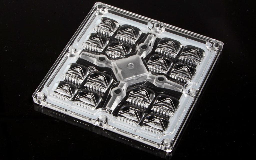 Новая STRADA-IP-16MX-T2-M от LEDIL с уличной оптикой для работы с CSP светодиодами