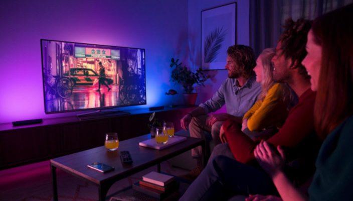 Умная система домашнего освещения Philips Hue на российском рынке в июне от Signify