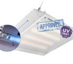 ОФИС АНТИВИРУС — испытания светодиодного светильника и УФ-облучателя-рециркулятора воздуха в едином изделии