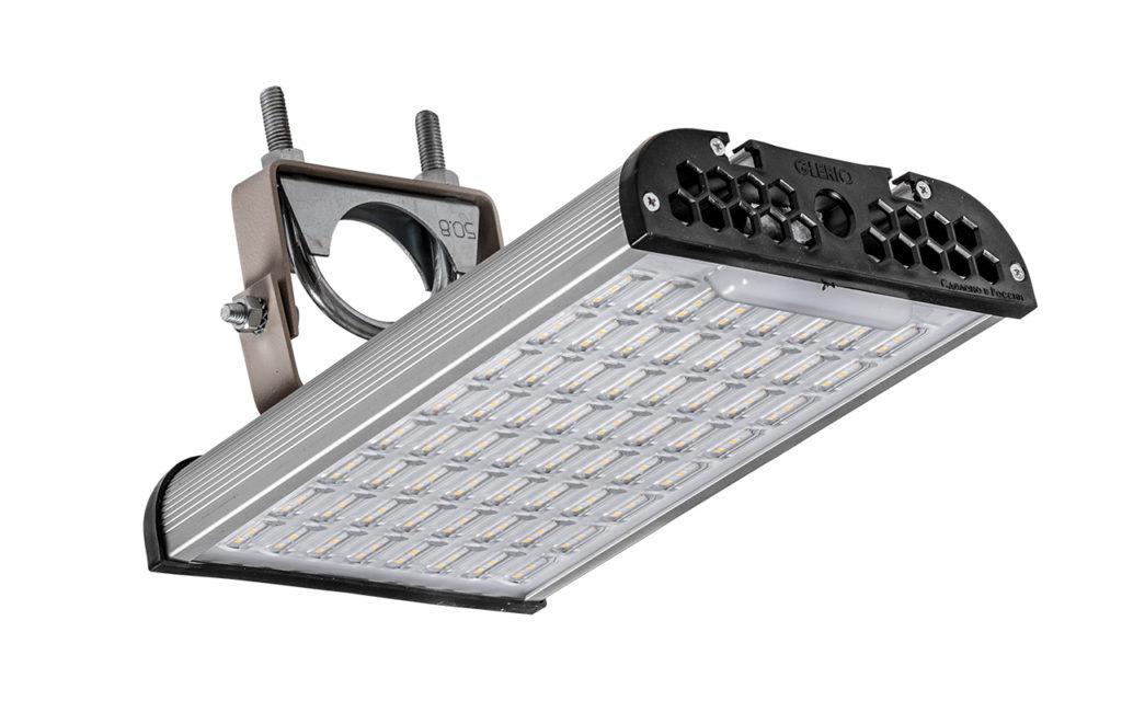 Светодиодный уличный светильник Universal Plus 01А-38D-4U+