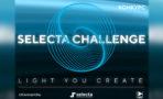 Selecta Challenge — конкурс на лучшие концепции светильников для компании Selecta. Роялти в размере 1% с продаж победителям