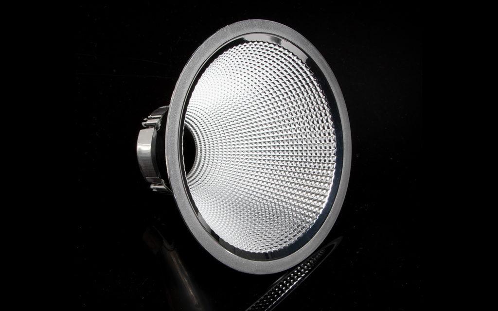 Новый рефлектор из металлизированного поликарбоната — ELISE-110 от LEDIL