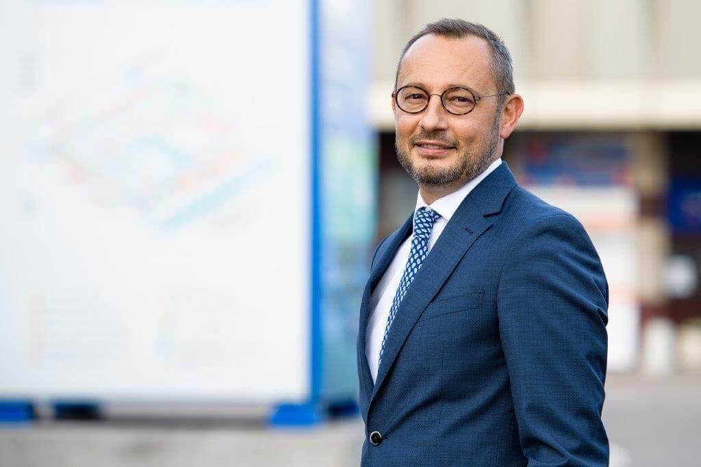 Ойген Аллес, генеральный директор Мессе Франкфурт РУС