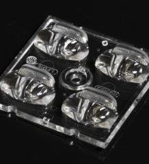 STRADA-2X2-LM1 — новая линза от LEDIL для освещения автодорог