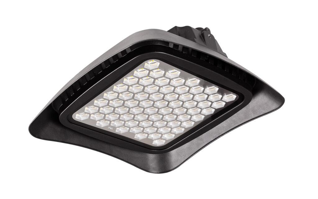 Вид светильника FD 112 200W (5000K, 90гр) с лицевой стороны