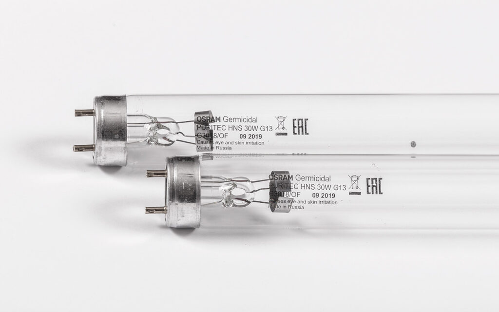 Бактерицидная лампа Puritec HNS 30W G13 (Osram, РФ)