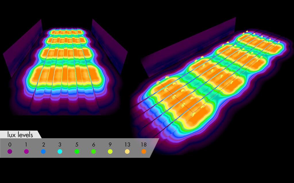 STRADA-2X2-DB – новая линза от LEDIL для освещения межпутевых пространств