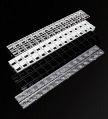 DAISY-MINI-WW-D – новая линза от LEDIL для офисных и интерьерных светильников