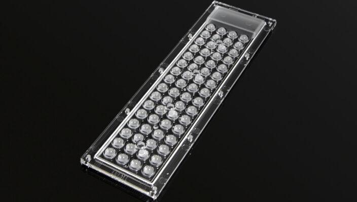 STRADELLA-IP-64-HB-S – новая линза от LEDIL для промышленного освещения