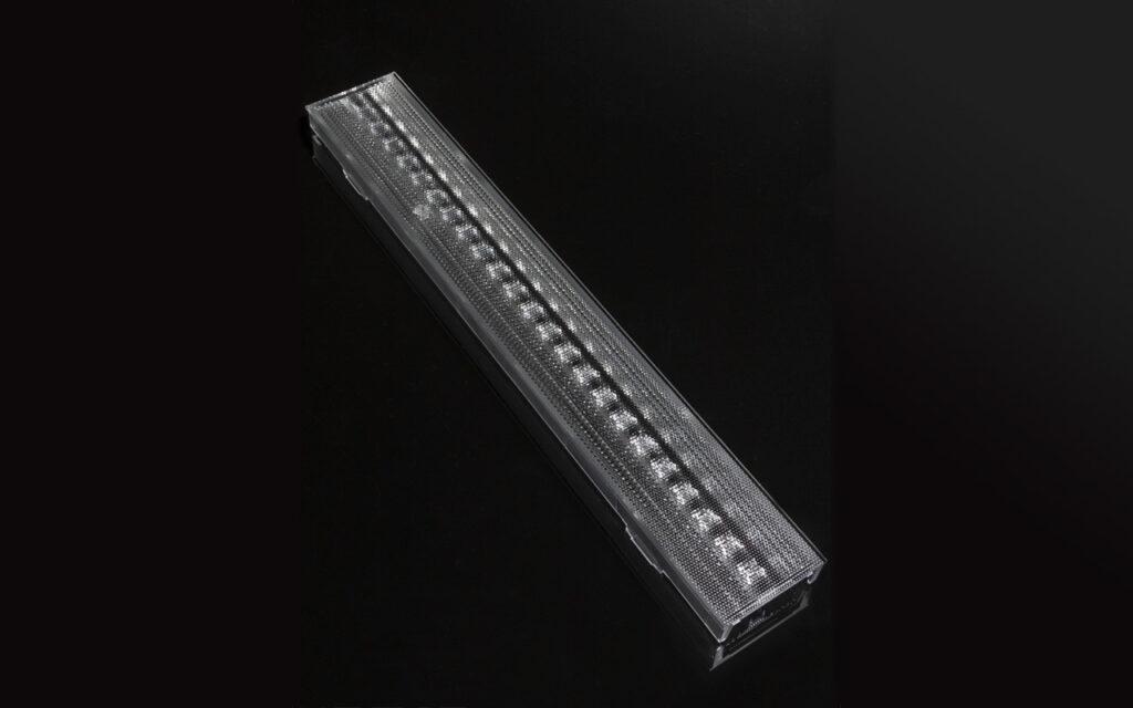 LINNEA-GC2-O — новая экструдированная линза от Ledil для освещения офисов, магазинов и складов