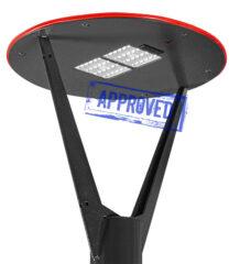 Испытания светильника Каштан LE-СТУ-36 от ЛЕД-Эффект