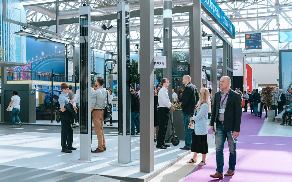 Эпоха возрождения Interlight Russia   Intelligent building Russia: выставка пройдёт в обновленном формате